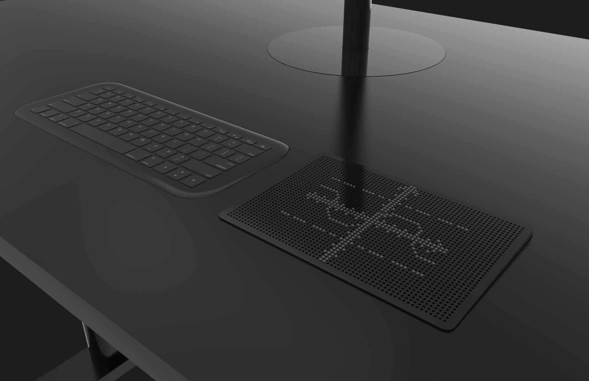 Intro Accessible desk